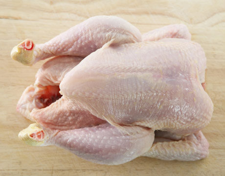 Frozen Chicken