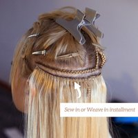 Hand-Tied Weft