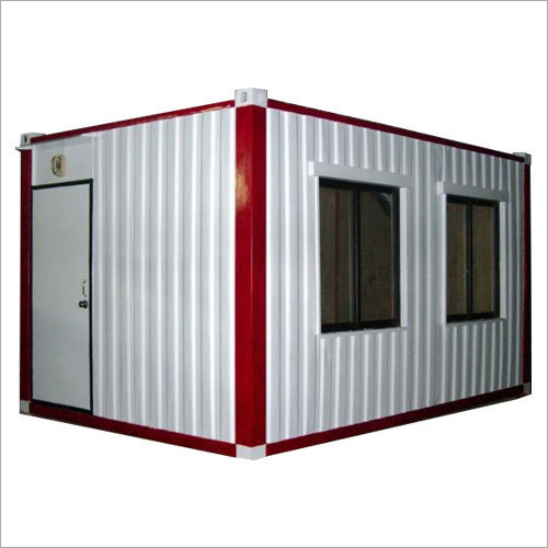 Movable Prefabricated MS Bunk Cabin