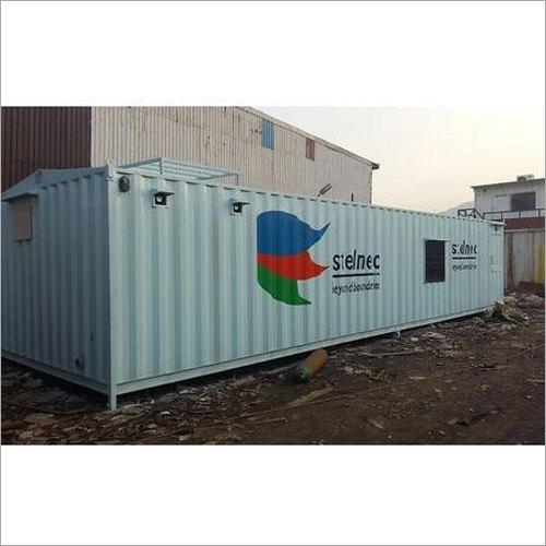 Portable Construction Site Cabin