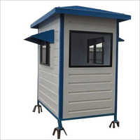 Portable Modular Security Cabin