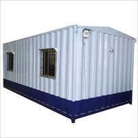 Portable Cold Storage Cabin