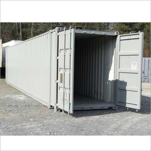 Steel Portable Container