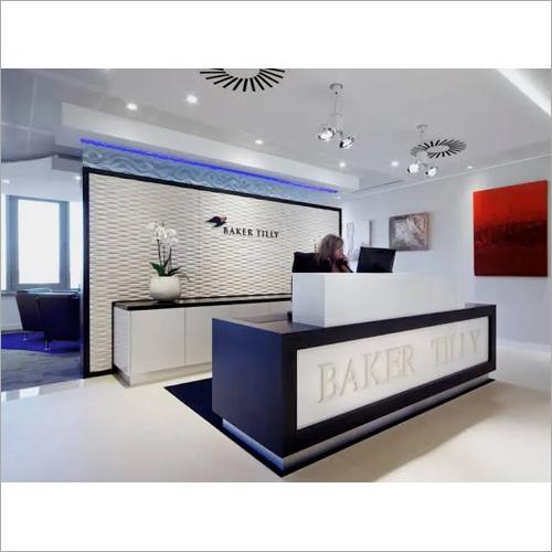Office Reception Interior Services