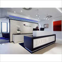 Office Reception Interior Services