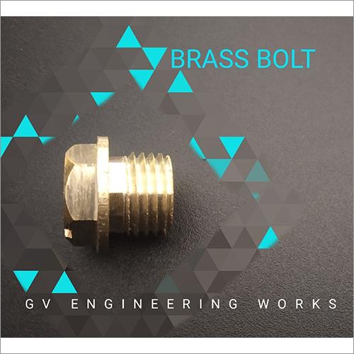 Hex Brass Bolts