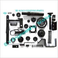 Black E-Coating Parts