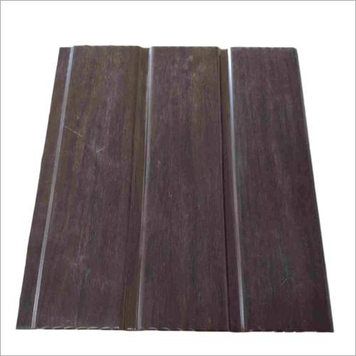 2.6 KG Three Groove Wood Grain PVC Wall Ceiling Panel