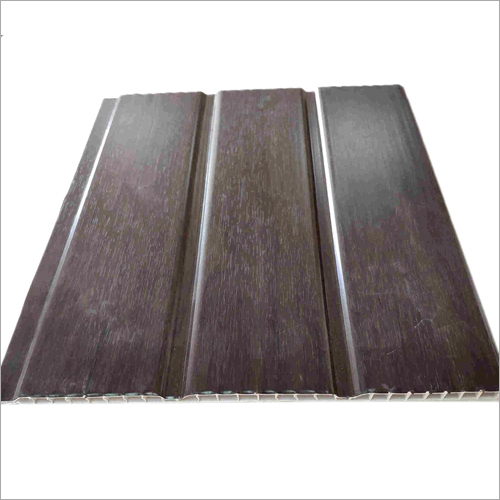 2.6 KG Wood Grain Ceiling Fireproof PVC Wall Panel
