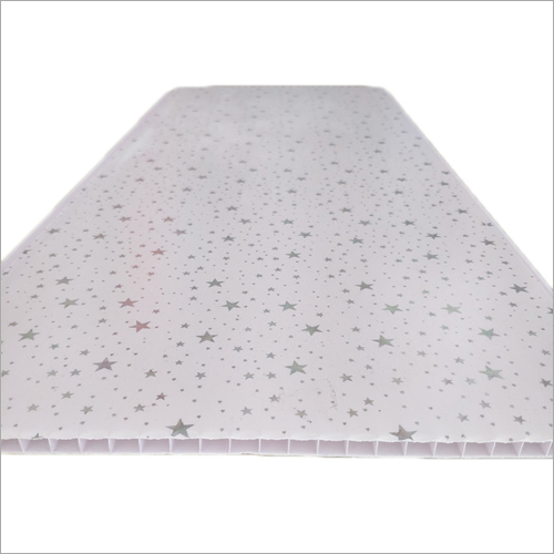 250 MM Silver Star Pattern Wall Panel