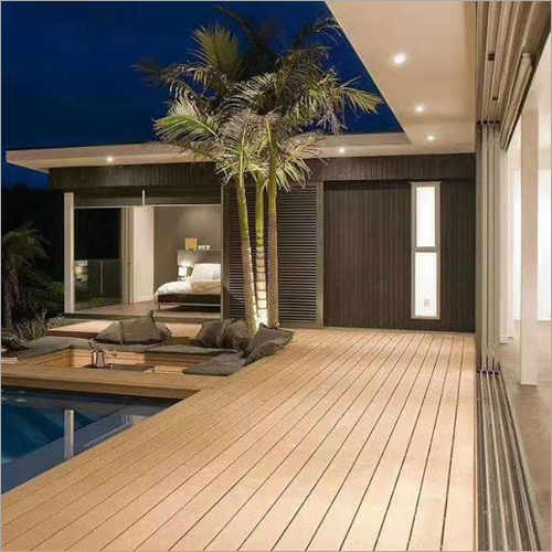 Outdoor And Indoor House Decking Tile