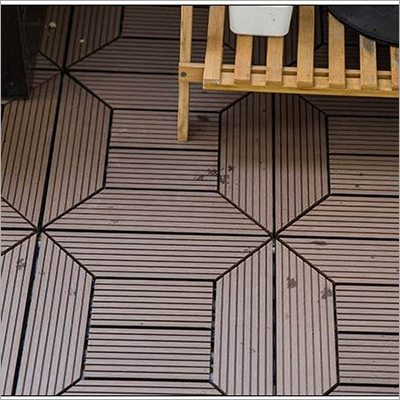 Indoor Design Waterproof House Decking Tile