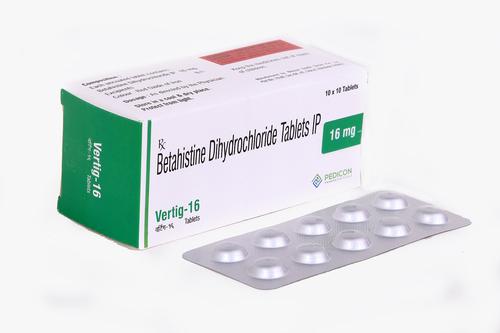 Betahistine Dihydrochloride 16mg