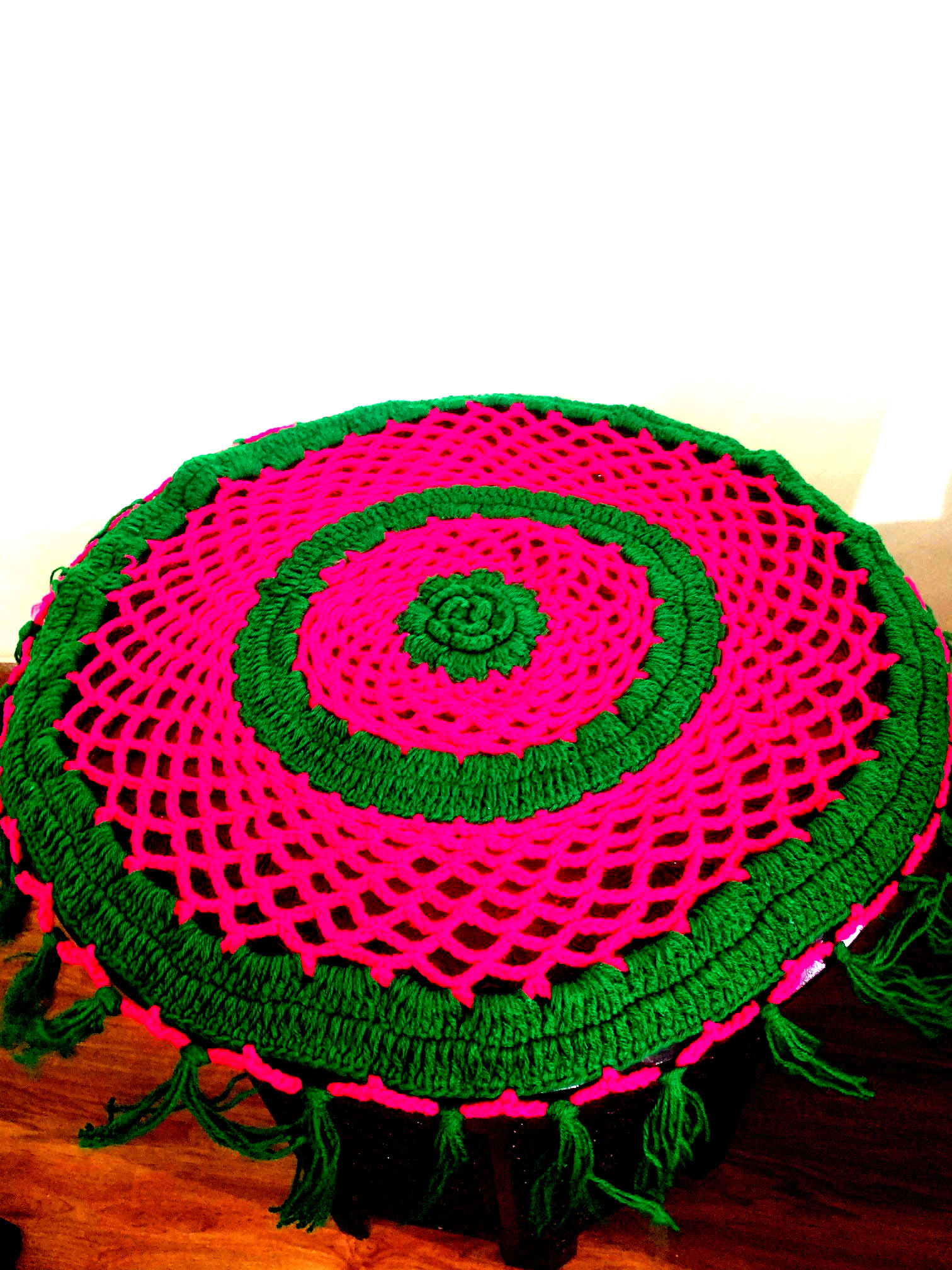 Woolen Thalposh
