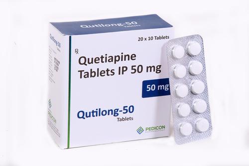 Quetiapine 50