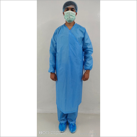 Washable doctor, Patient gown