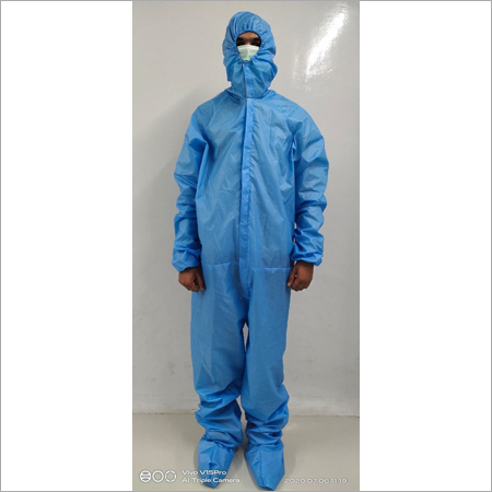 Washable PPE suit