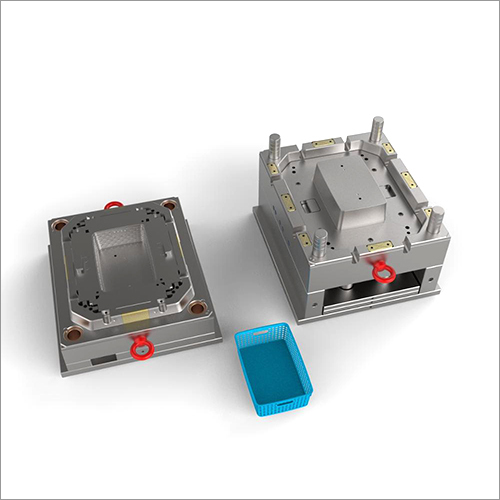 Plastic Basket Injection Molds