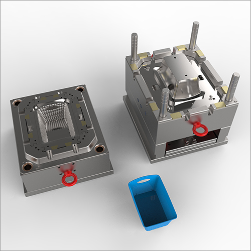 Plastic Basket Mould Injection Molds