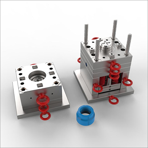 Reducing Coupling Plastic Injection Molds