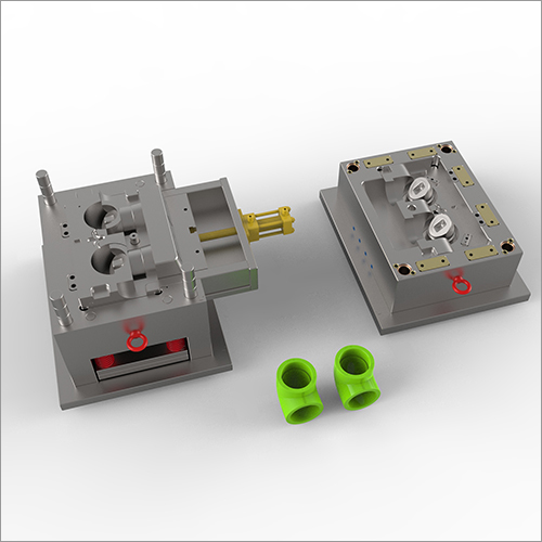 Elbow Pipe Fitting Molds