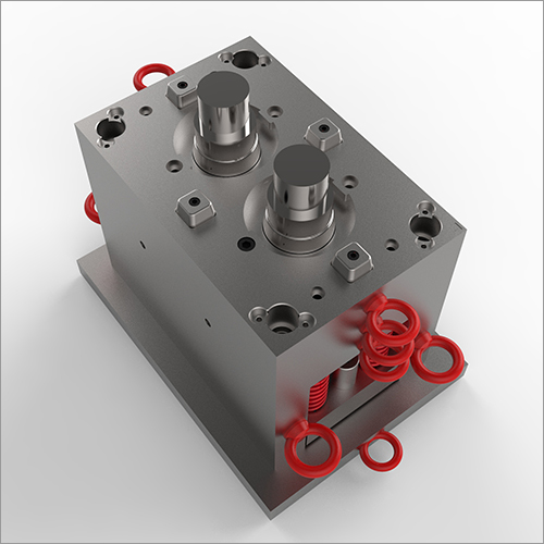 Pipe Clip Injection Molds