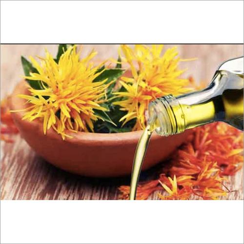 Organic Safflower Oil