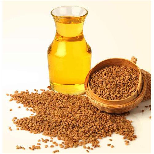 Organic Fenugreek Oil