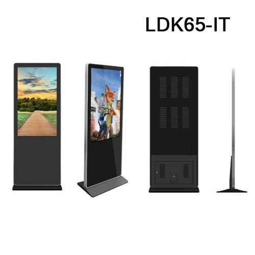Ldk-65it Touch Kiosk