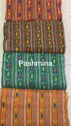 Pashmina fabrics