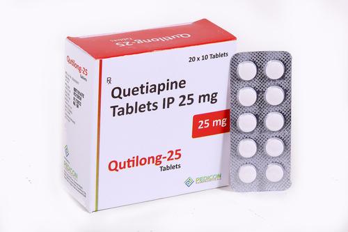 Quetiapin 25