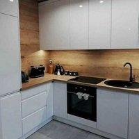 Lshaped Modular Kitchen