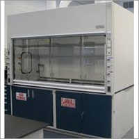 Fume Hood Analysis Services