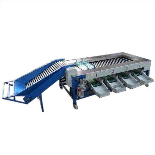 Industrial Potato Grading Machine