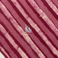 Stripe Customized Fabric For Men And Women Garments