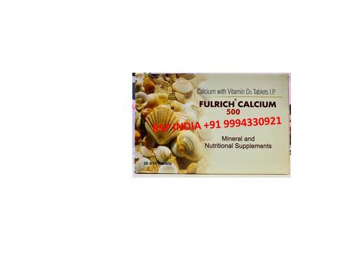 Fulrich Calcium 500 Tablets