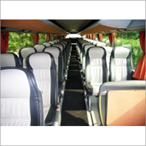 Bus Seat Artificial Leather Fabric