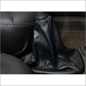 Car Gear Lever Artificial Leather Fabric