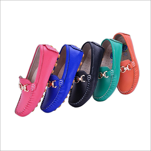 Leather Loafer Synthetic Fabric