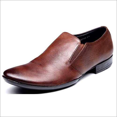 Mens Leather Shoes Fabric
