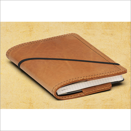 Leather Diary Fabric