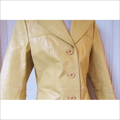 Synthetic Leather Jacket Fabric