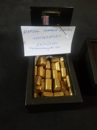 Gold Bars (97.99% Purity Available .