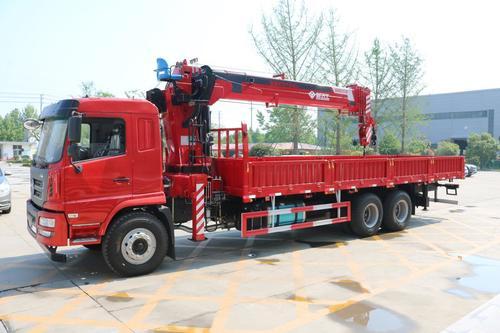 truck mounted crane14ton stiff boom crane hydraulic crane higher quailty lower price senond hand truck crane