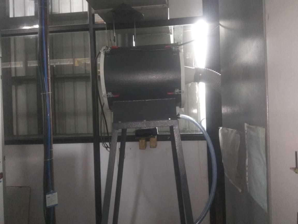 CNC Oil Mist Collector (Round Type)