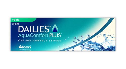Alcon Dailies Aqua Comfort Plus (30) Lens Pack