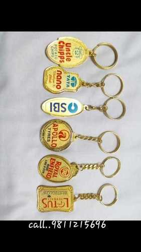 Metal Promotional Key Chains
