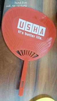Hand Fan for Advertisement