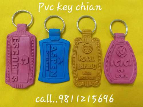 Prmotional Pvc Keyrings