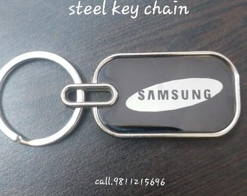 Steel Keychains
